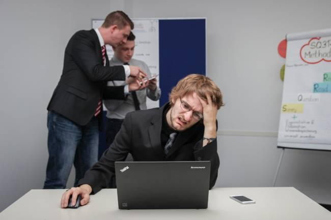 Mobing (psihološko maltretiranje na radnom mjestu) i stres na radu