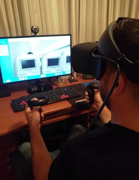 Virtualno izlaganje - psihoterapija