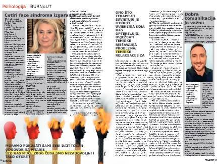 Centar za kognitivno bihevioralnu terapiju clanak burnout
